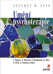 kniha Umění psychoterapie